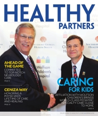 SGHS Healthy Partners Magazine Spring 2013 Edition